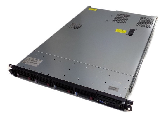 Servidor Hp Proliant Dl360 G6 16gb 2xeon Sixcore 2 Sas 300gb