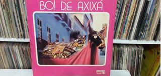 Lp - Boi De Axixá - Donato, Juareis, Ivaldo - 1983