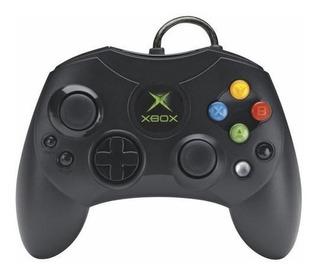 Control Joystick Xbox Clasico Alambrico Sellado En Blister
