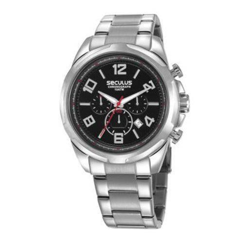 Relógio Seculus Masculino Cronógrafo 28958g0svna2
