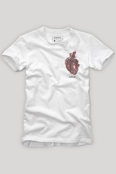 Camiseta Coração Acelerado Reserva
