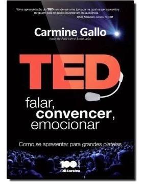 Ted - Falar, Convencer, Emocionar