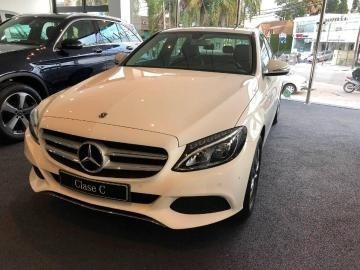 Mercedes-benz Clase C 2020 1.6 C180 Avantgarde At