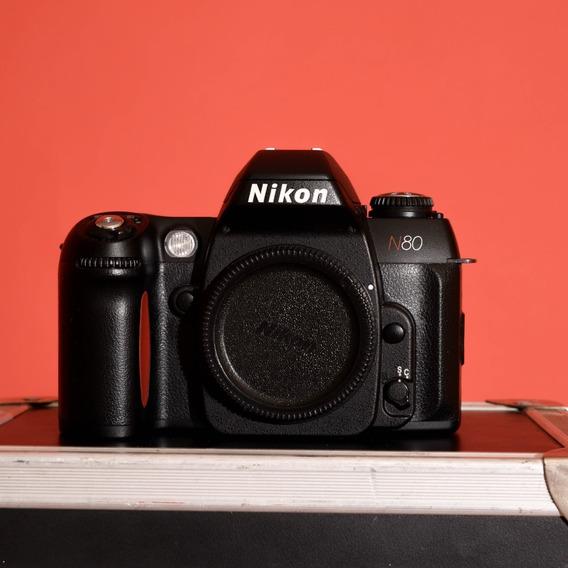 Nikon N80/f80 De Filme Analógica