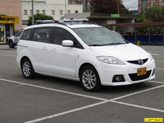 Mazda Mazda 5 At 2000cc Aa Ct 4x2 7 Psj