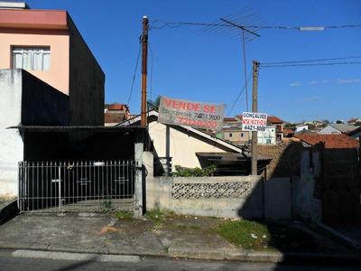 Casa Com 1 Dormitório À Venda, 273 M² Por R$ 380.000 - Parque Das Nações - Santo André/sp - Ca0006