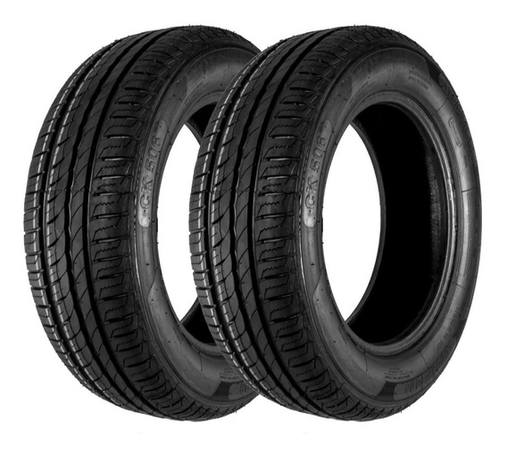 Kit 2 Pneus 185/65r15 Remold Cockstone Ck 506 Honda Civic