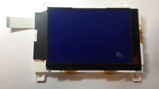 Display Lcd Teclado Yamaha Psr S650 S550 Mm6 Dgx Original