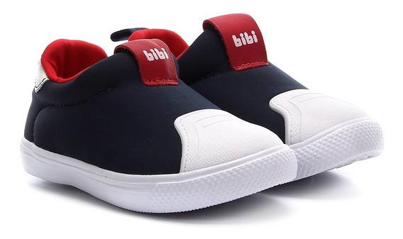 Tênis Infantil Masc. Bibi Agility Naval/rubi - 1046223