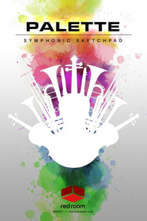 Red Room Audio Palette Symphonic Sketchpad (32 Gb)