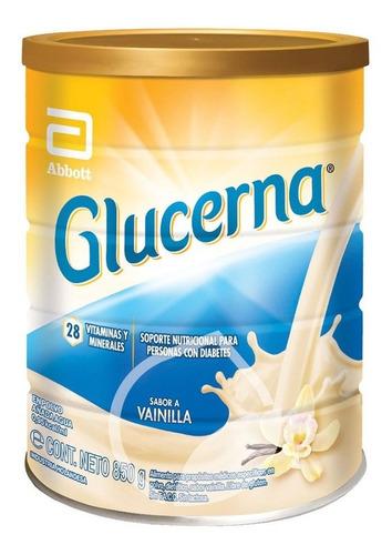 Imagen 1 de 2 de Glucerna Vainilla Soporte Nutricional Para Diabeticos X 850g