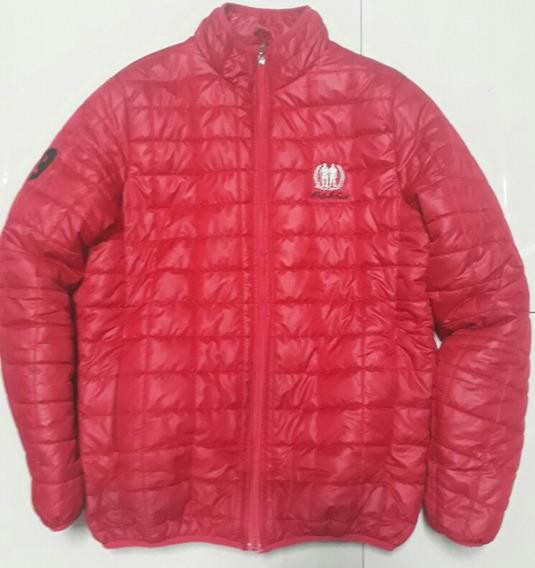 Jaqueta Polo Wear Original Vermelha G ( 6 Meses De Uso )
