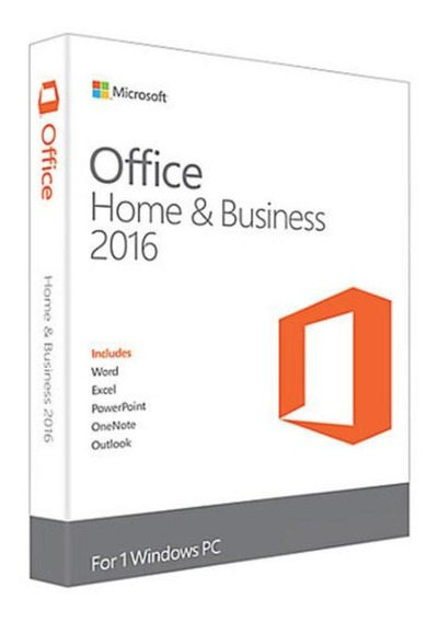 Office Home And Business 2016 Fpp