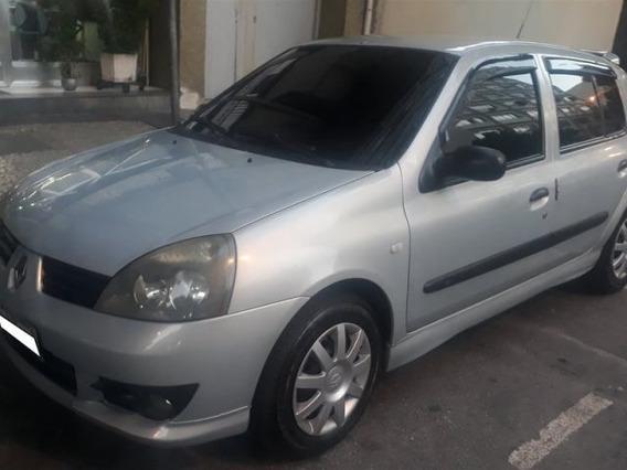 Renault Clio Authentique 1.0 16v Hi-flex, Cli0708