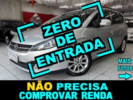 Jac Motors Jac J6 7 Lugares 2014 / Carro Barato É Aqui !!