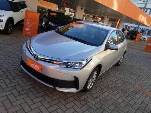 Imagem 1 de 12 de Toyota Corolla 1.8 Gli Upper 16v Flex 4p Automático