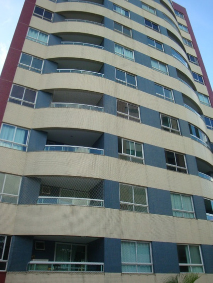 Apartamento Na Pituba Nascente 2 Quartos Suites 83m2 - Aba025 - 34272127