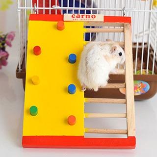 Suministro Mascota Juguete Subida Escalera Hamster Animal