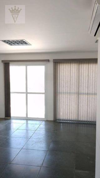 Sala, 40 M² - Venda Por R$ 560.000 Ou Aluguel Por R$ 1.750/mês - Brooklin Paulista - São Paulo/sp - Sa0074