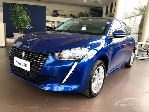 Peugeot 208 1.6 16v Flex Active Pack At6
