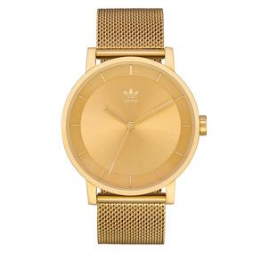 Reloj Análogo Marca adidas Modelo: Z0450200 Color Oro Para C