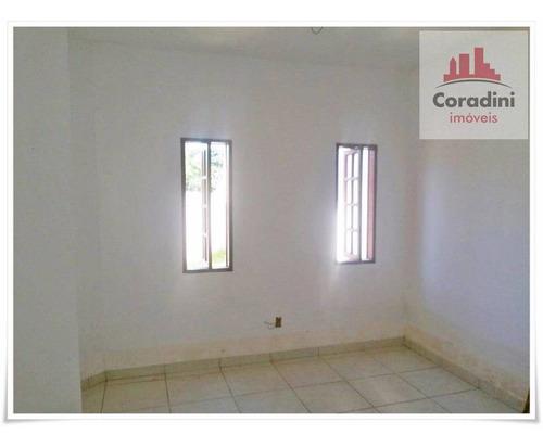 Imagem 1 de 27 de Casa Residencial À Venda, Lopes Iglesias, Nova Odessa. - Ca0762