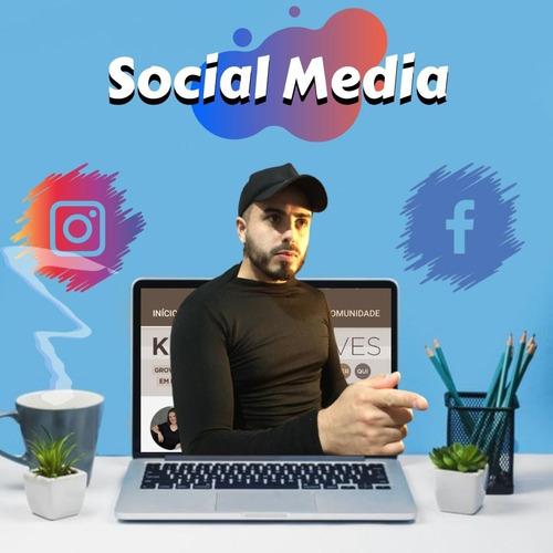 Social Media (gestor De Redes Sociais)