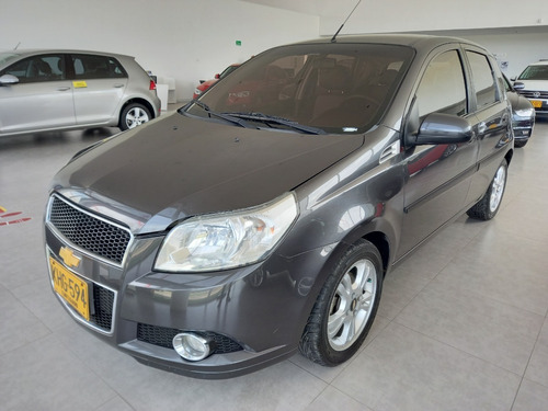 Chevrolet Aveo Emotion 1.6 Mt 2011
