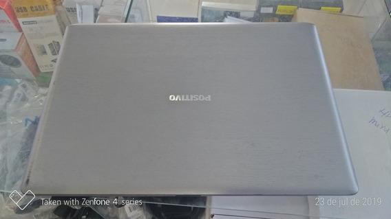 Notebook Positivo 8gb ,hd 500 Celeron Bateria Boa