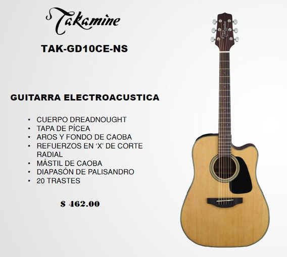 Guitarras Takamine Modelos Acusticas Y Clasicas Mas Karaoke