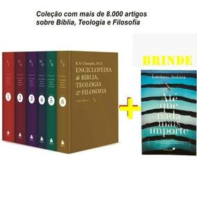 Enciclopédia De Bíblia Do Champlin Teologia E Filosofia