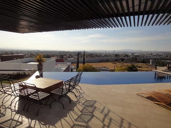Espectacular Residencia Con Alberca En Colinas Del Parque