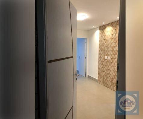 Apartamento Com 1 Dormitório À Venda, 50 M² Por R$ 318.000 - Gonzaga - Santos/sp - Ap5692