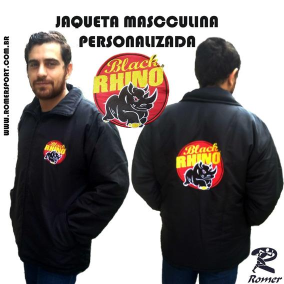 Lote 10 Pçs Jaqueta Bordada Logo Empresa/uniforme