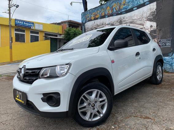 Renault Kwid Zen 1.0 Flex 2017 2018 Completo