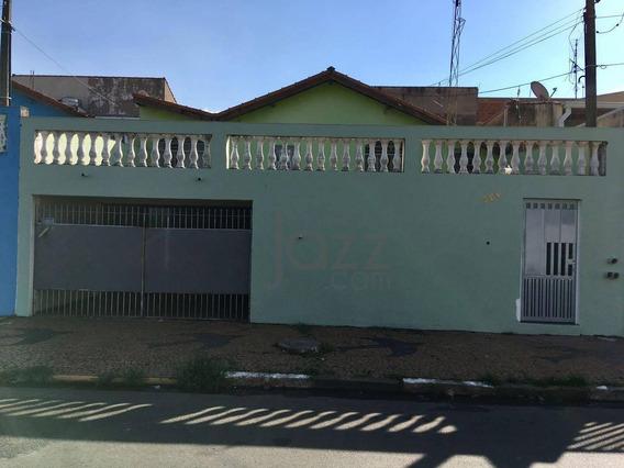 Casa Residencial À Venda, Jardim Primavera, Paulínia - Ca3622. - Ca3622