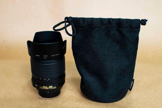 Lente Nikon 18-105mm F/3.5-5.6g Ed Vr Af-s Dx Sensor Apsc