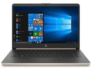 Notebook Hp Core I3 1005g1 10ma Ssd 128gb 4gb 14