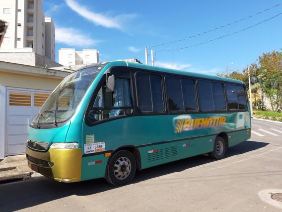 Micro Onibus Volks Sênior Rodoviário 2003