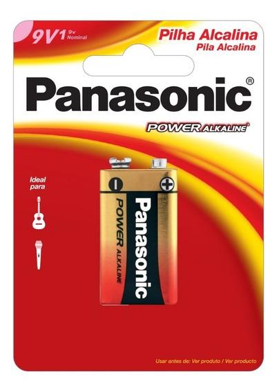 Bateria 9v Alcalina Caixa C/24 Un +10 Cartelas Com 4 Un.aa