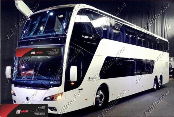 Busscar Panoramico Dd Ano 2020 M.b O500rsd Jm Cod 8