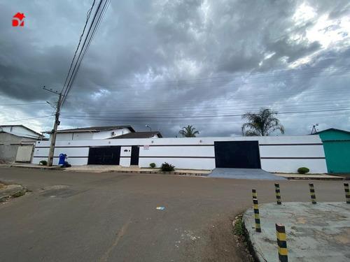 Casa - Parque Brasilia - Ref: 1329 - V-1329