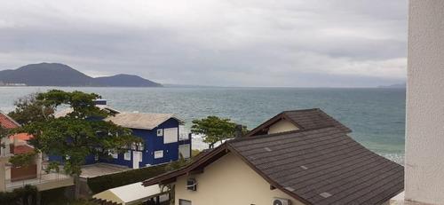 Imagem 1 de 15 de Apartamento Com 2 Suítes E Uma Vaga Com Acesso Ao Mar Nos Ingleses - Ap5167