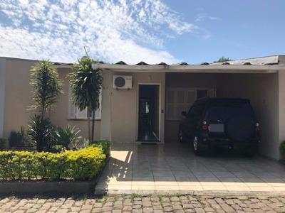 Casa Condomínio Em Santa Teresa Com 3 Dormitórios - Vr26347