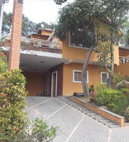 Imagem 1 de 29 de Casa Com 4 Dormitórios À Venda, 340 M² - São Fernando Residência - Barueri/sp - Ca2717