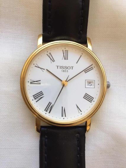 Relógio Tissot 645am Ppim Rks-bc T870/970 Na Caixa. Super Ok