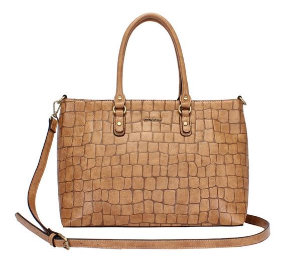 Bolsa Shopping Bag Croco Mormaii