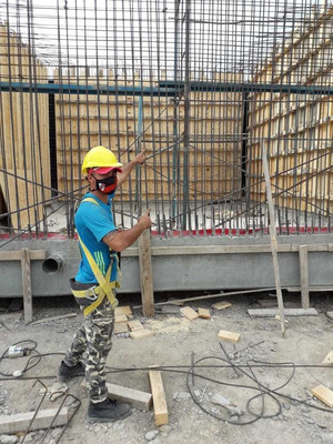 Trabajos De Construccion En General. Electricidad