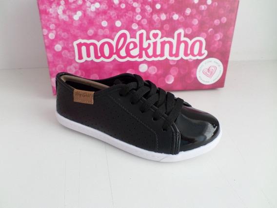 Tênis Juvenil Feminino Molekinha Ref-2155.138