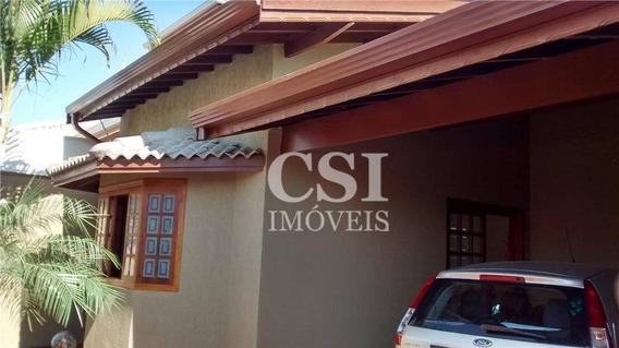 Casa Residencial À Venda, Parque Via Norte, Campinas. - Ca0693